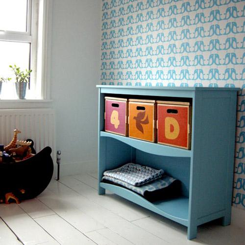 papier peint pour une chambre gar on. Black Bedroom Furniture Sets. Home Design Ideas