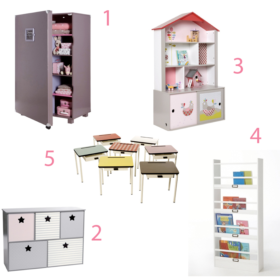 d co des meubles pour toute petite fille doudou. Black Bedroom Furniture Sets. Home Design Ideas