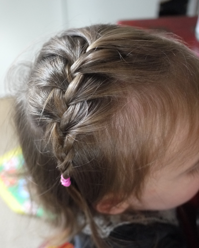 Link to Tutoriel : Une tresse pour bb