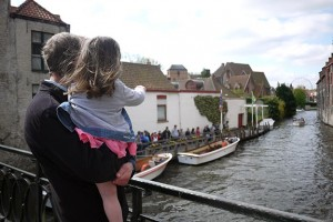 Bruges en famille