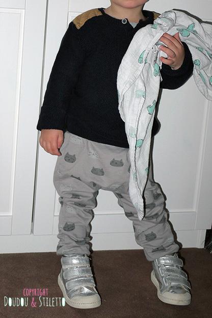 multiple colors official site sold worldwide Little looks : des leggings pour baby boy - Doudou & Stiletto