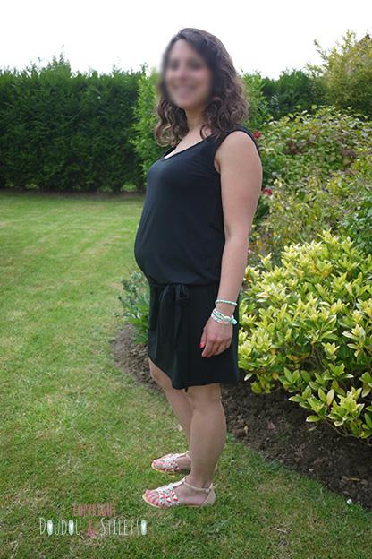les jolies robes de mois en moi pour femmes enceintes doudou stiletto. Black Bedroom Furniture Sets. Home Design Ideas