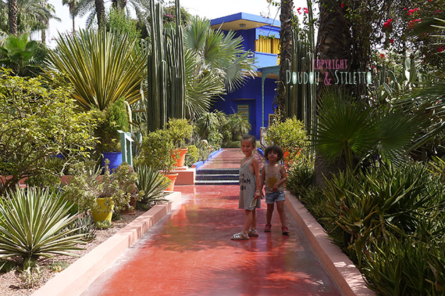 Marrakech en famille le jardin majorelle for Jardin majorelle 2015
