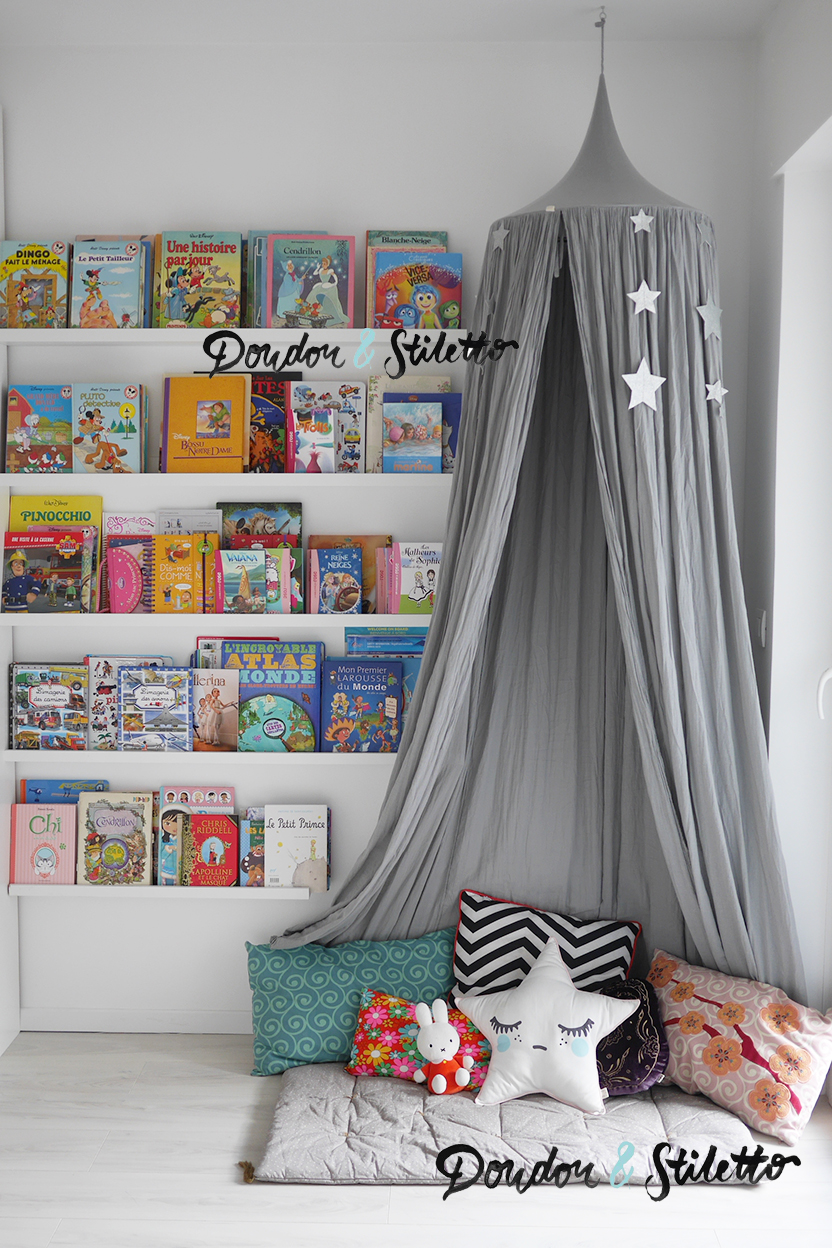 leur nouvelle chambre d 39 enfants 4 et 6 ans. Black Bedroom Furniture Sets. Home Design Ideas