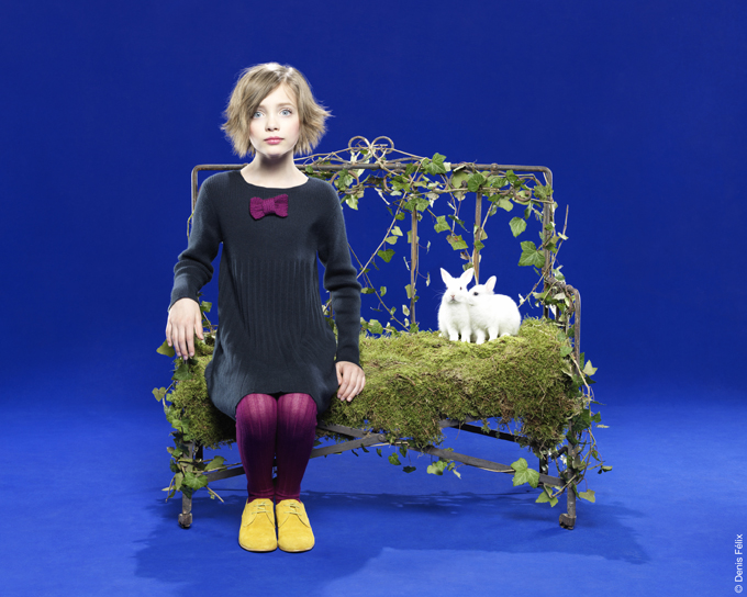 Lili Gaufrette Automne Hiver 2012/2013