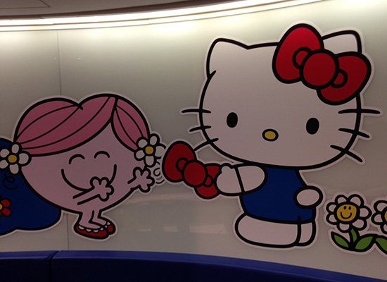 hello kitty pr u00e9sente madame c u00e2lin