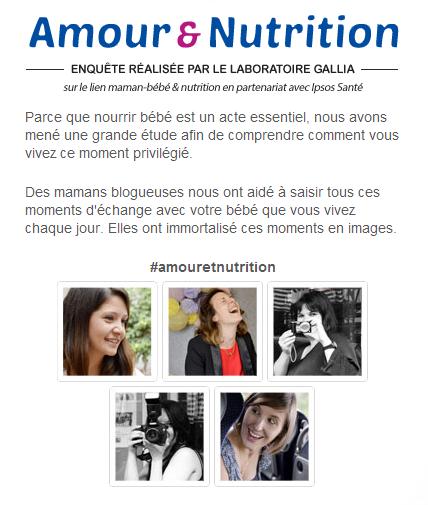 Amouretnutrition