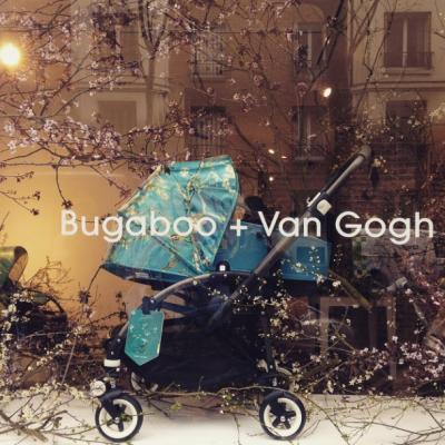 Bugaboo Bee 3 Van Gogh
