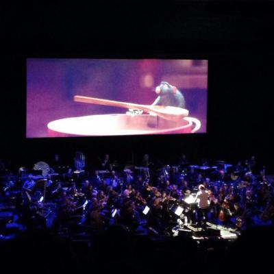 Ciné concert Ratatouille