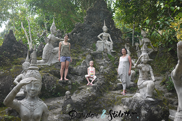 Secret Buddha garden samui
