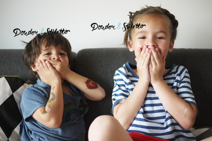 Doudou et Stiletto