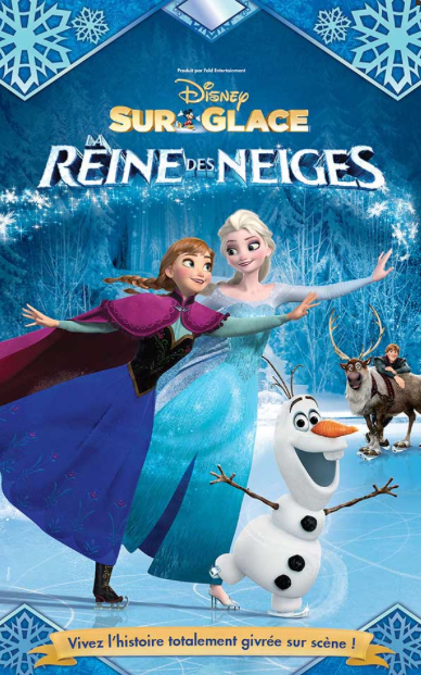Reine des neiges Disney