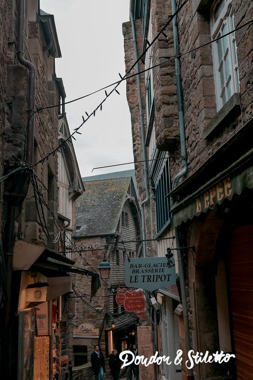 Mont Saint Michel9