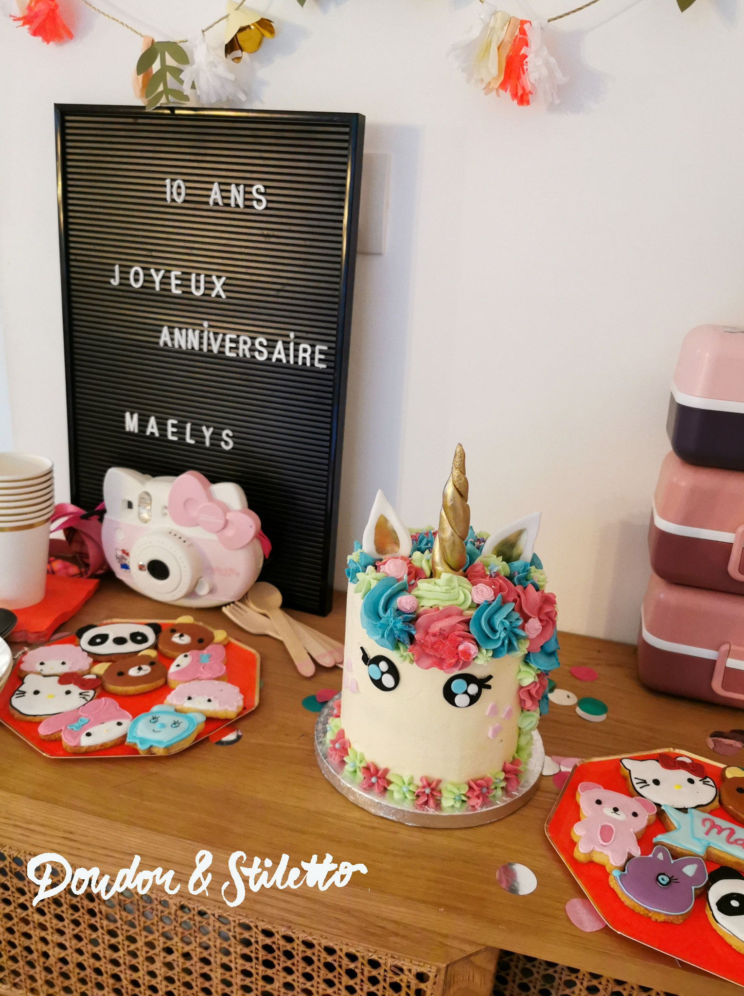 Anniversaire japon kawaii 11