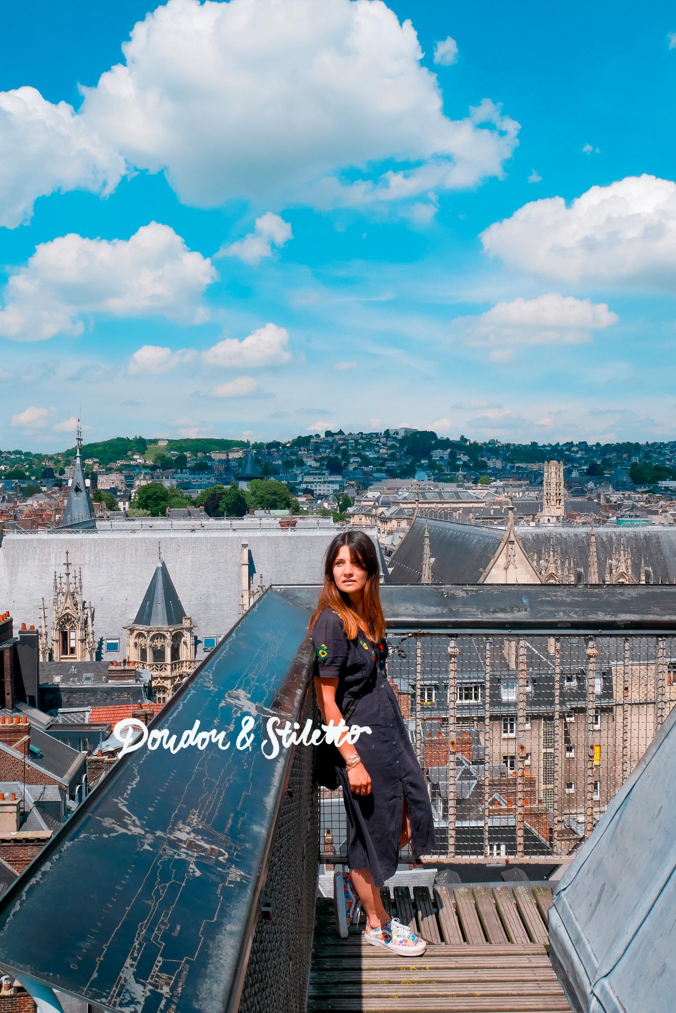 Rouen gros horloge2
